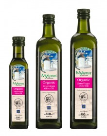 Virgin organic oliveoil